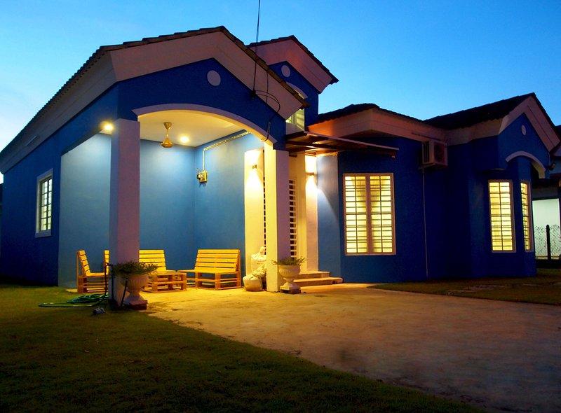 cortile anteriore - Night View