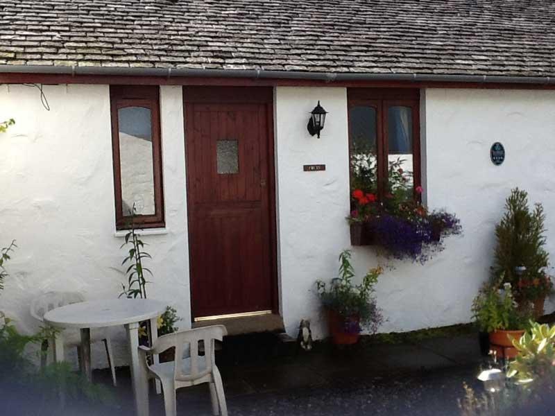Shegarton Farm - Fruin Cottage, holiday rental in Balmaha