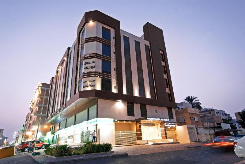 Oasis Rise Hotel Apartments, alquiler de vacaciones en Makkah Province