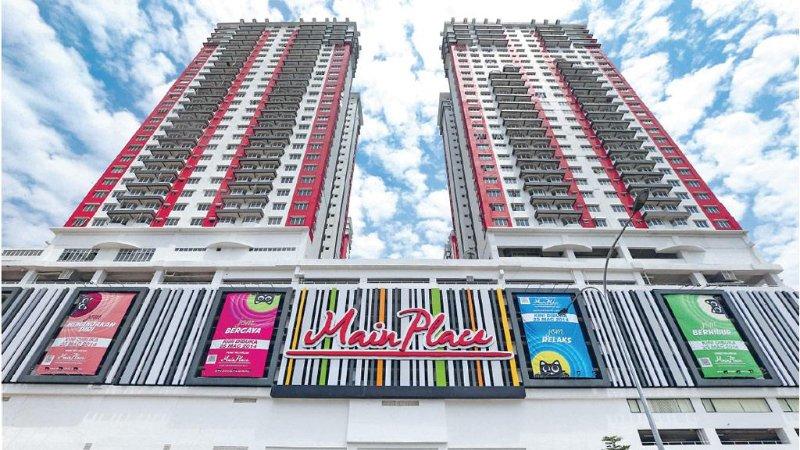 MAIN PLACE MALL/ RESIDENCY USJ21 FREE WIFI DESIGNE, vacation rental in Bandar Puchong Jaya