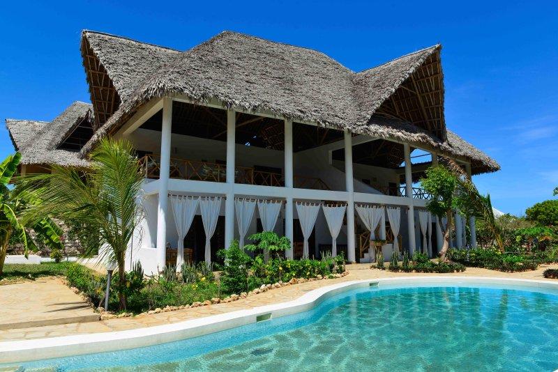 Rafiki Village - Villa 3 camere resort, casa vacanza a Watamu