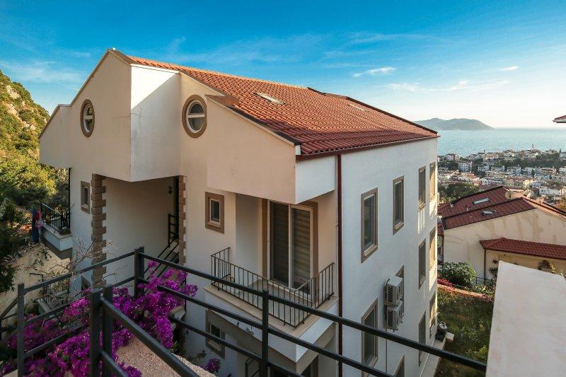 Kasinn Aparts , Beyaz /White  Apart, holiday rental in Bayindir