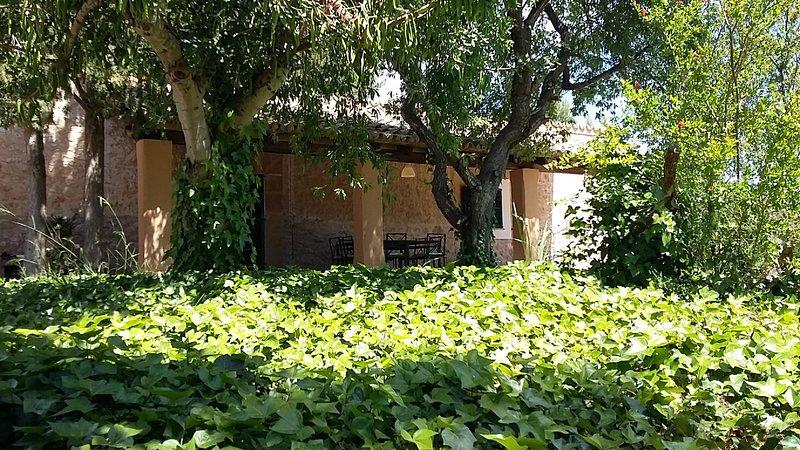 Fantástica Finca en Paguera, vacation rental in S'Arraco