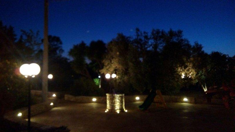 Villa Maria in Porto Cesareo con 4 camere da letto, holiday rental in La Strea