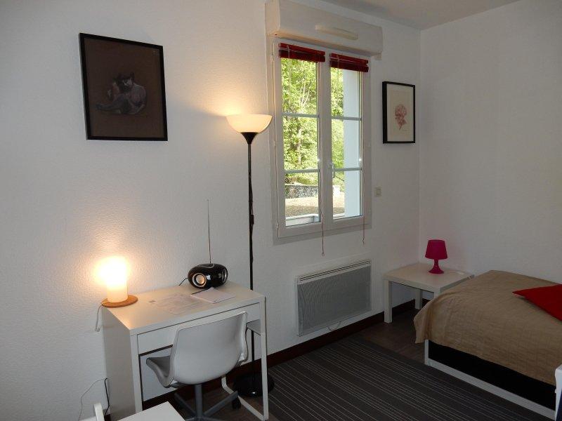 Studio côté nature sup, holiday rental in Saint-Martin-d'Heres