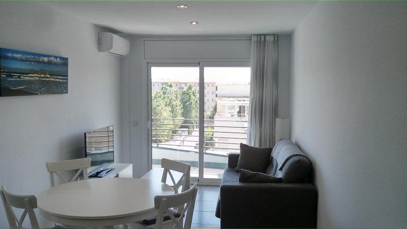 Precioso apartamento en primera línea de mar, aluguéis de temporada em L'Estartit
