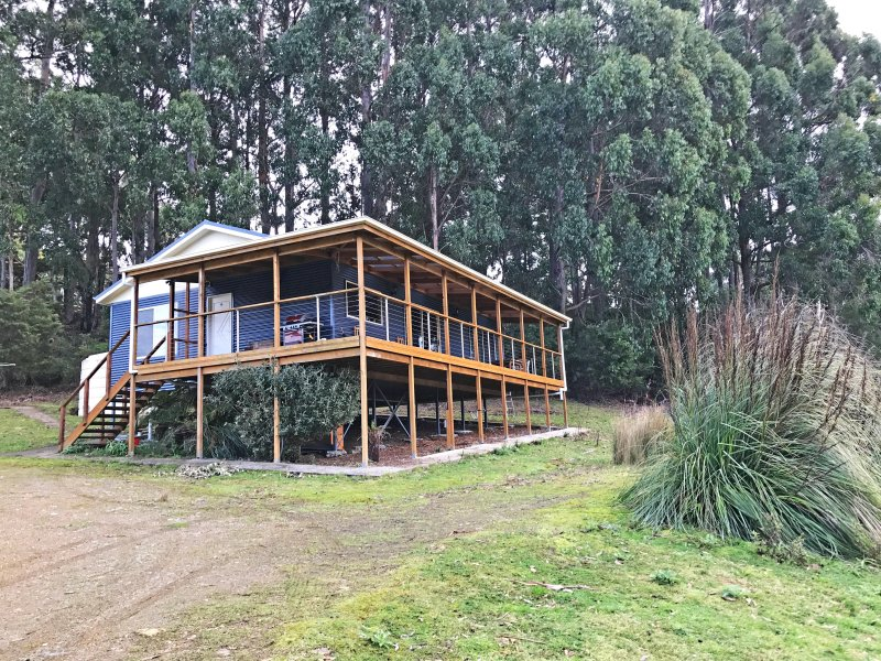 Bruny Spa Retreat, vacation rental in South Bruny