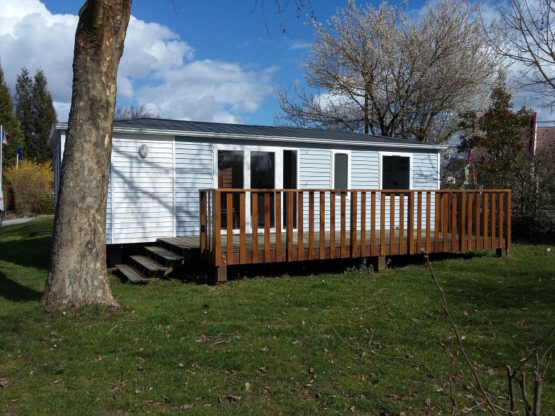 Mobile Home, holiday rental in Meaulte