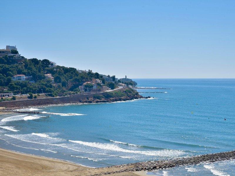 Wonderful views on the Mediterranean, vacation rental in Benicasim