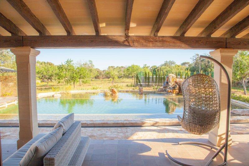 Na Clavet. Casa rural de lujo, holiday rental in Calonge