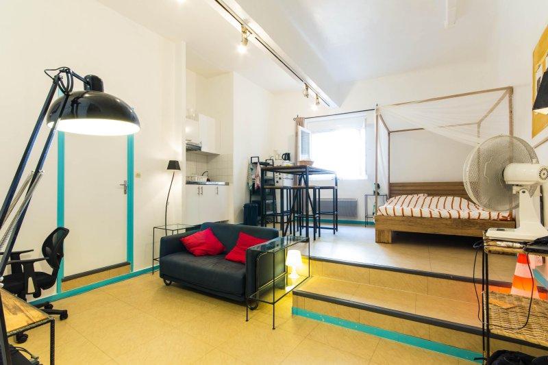 Loftudio, vacation rental in Grenoble