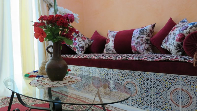 Moorish House & Gardens, holiday rental in Aghmat