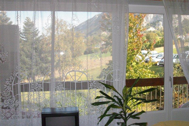 Gîte studio meublé près de Genève, holiday rental in Carouge