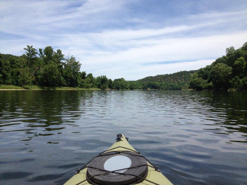 Superior Whiter Rio -Pesca caiaques e barcos truta alojamentos disponíveis