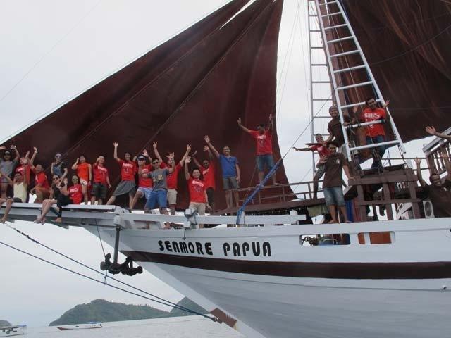 Seamore Papua Liveaboard - Komodo, holiday rental in Komodo