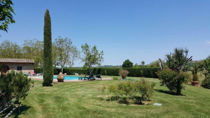 Magnificent tuscan villa, location de vacances à Foiano Della Chiana