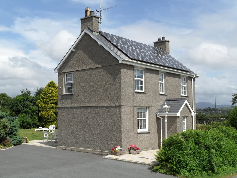 Rhos Ddu Cottage, holiday rental in Dolbenmaen