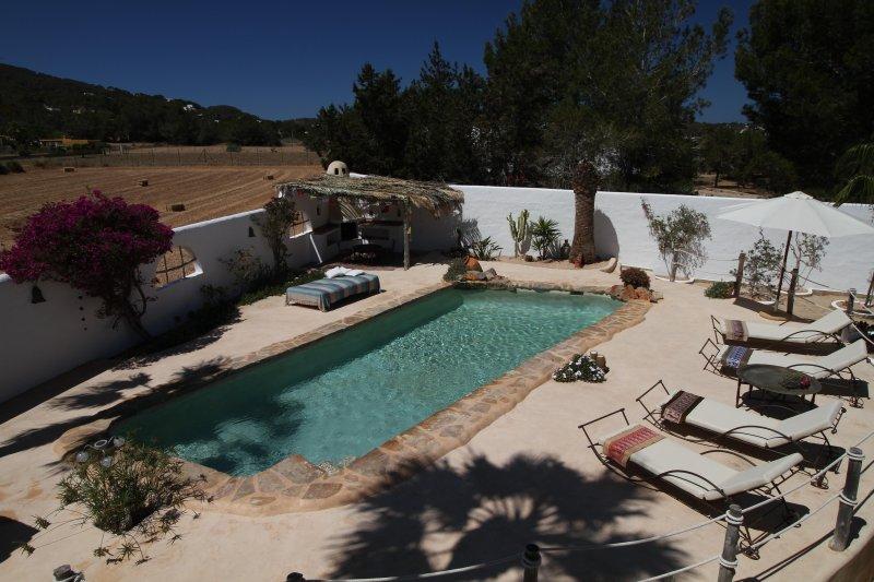 Rayo de Sol, holiday rental in Sant Josep de Sa Talaia