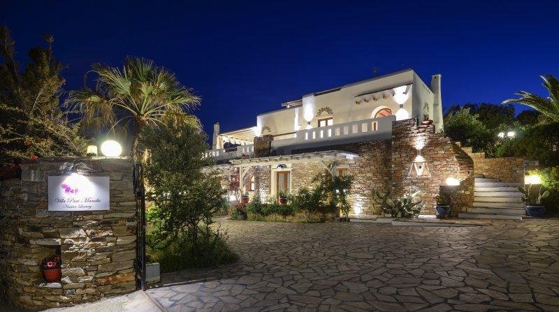 Villa Enviar Pari