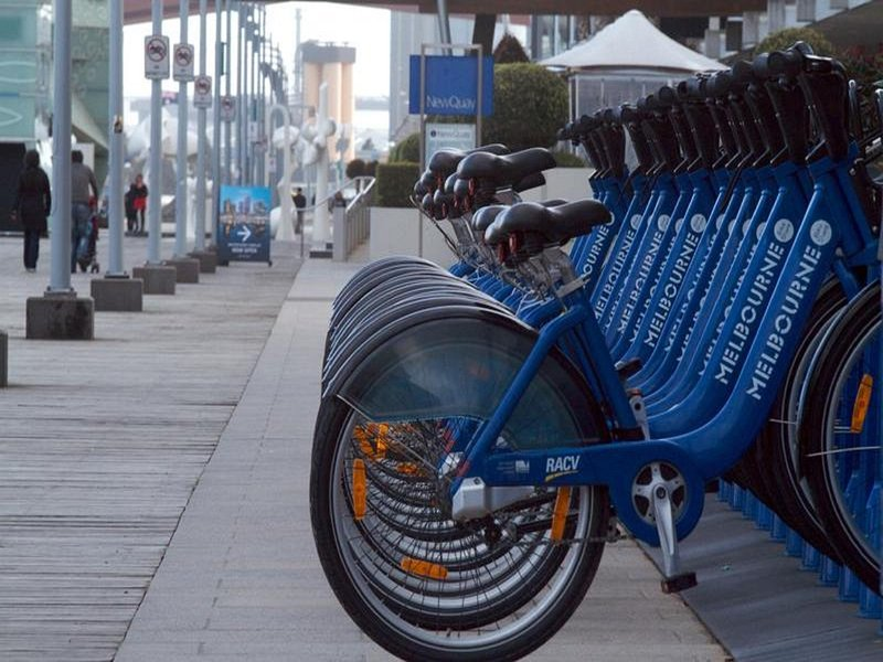 Feeling Adventurous? Rent A Bike And Discover This Great City