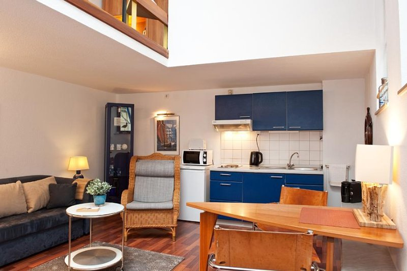 Apartment 'Kajüte', vacation rental in Bremen