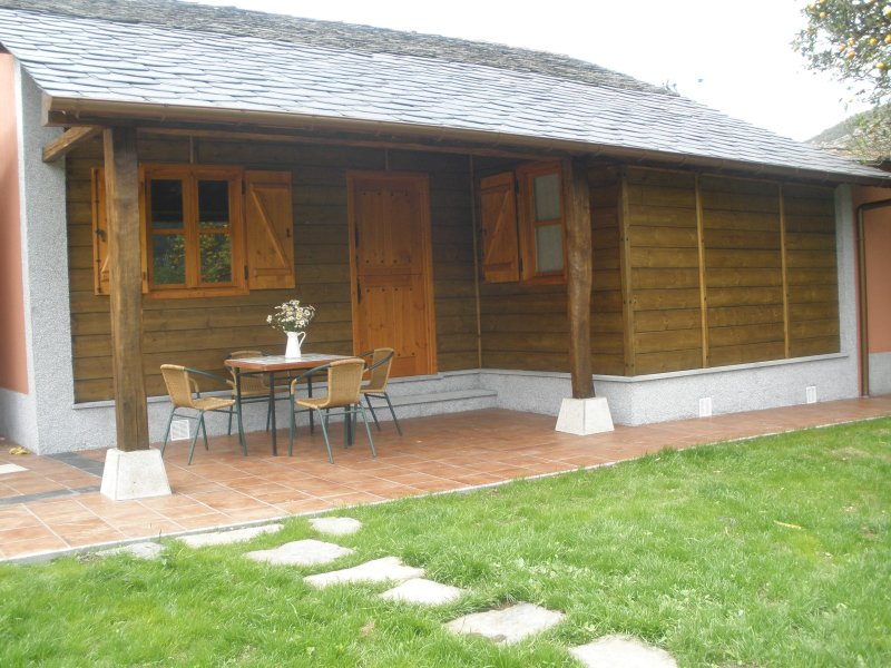 Casa rural los Naranjos, holiday rental in Tineo Municipality