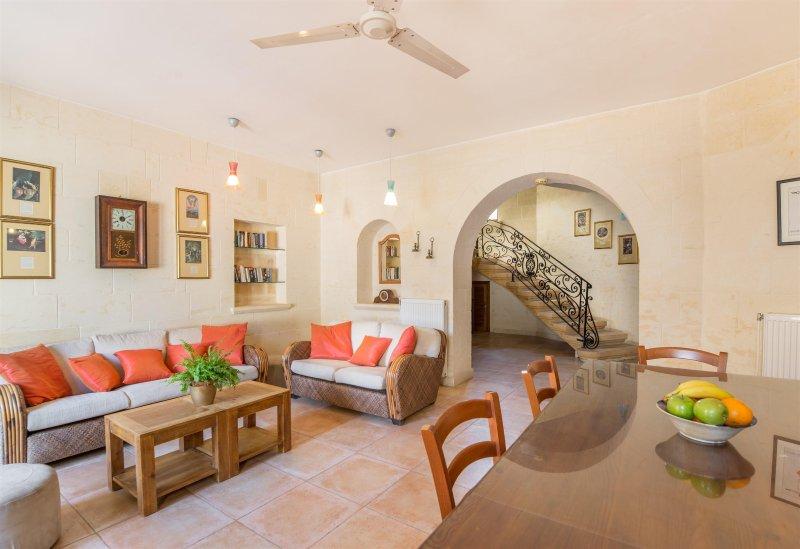 Battista, holiday rental in Munxar