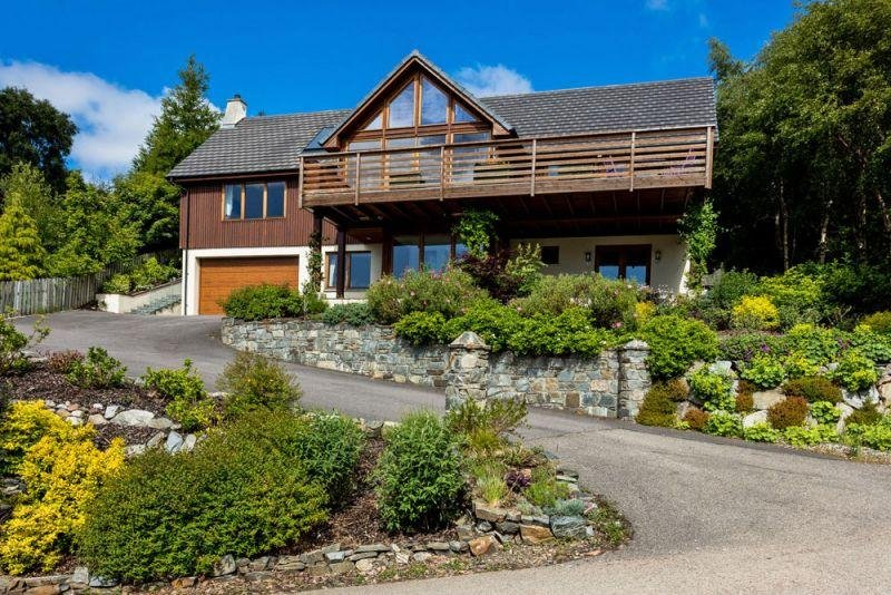 corrie burn luxury spacious house for 2 10 guests with loch and rh tripadvisor com
