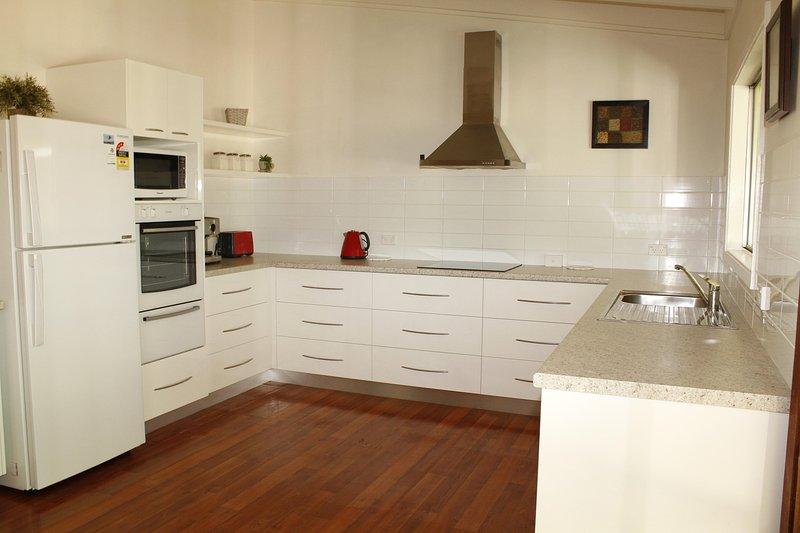 New full kitchen