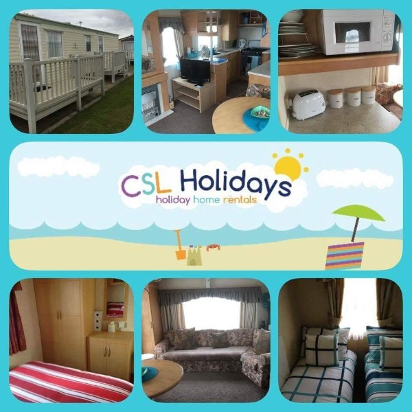 Holiday Caravan for Rent, holiday rental in Skegness