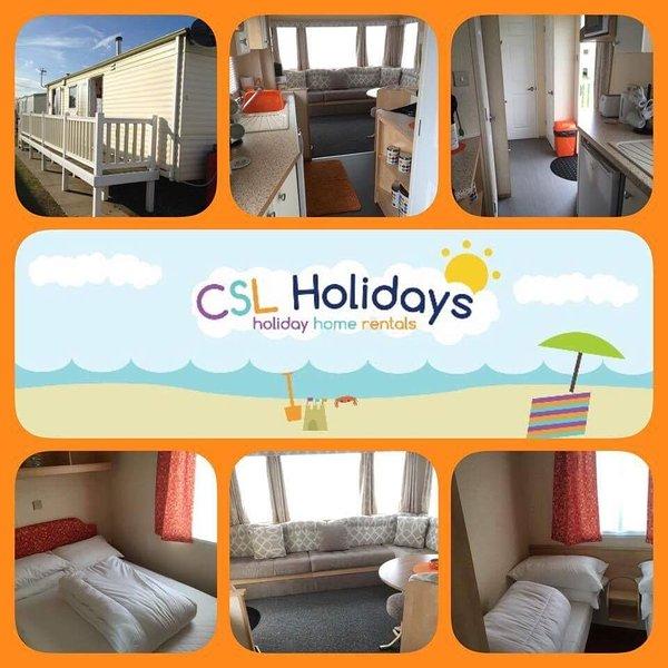 Holiday Caravan 2 Rent – semesterbostad i Skegness