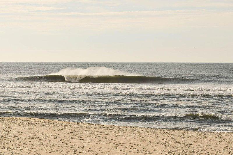 Aussi excellentes conditions pour le surf et bodyboard