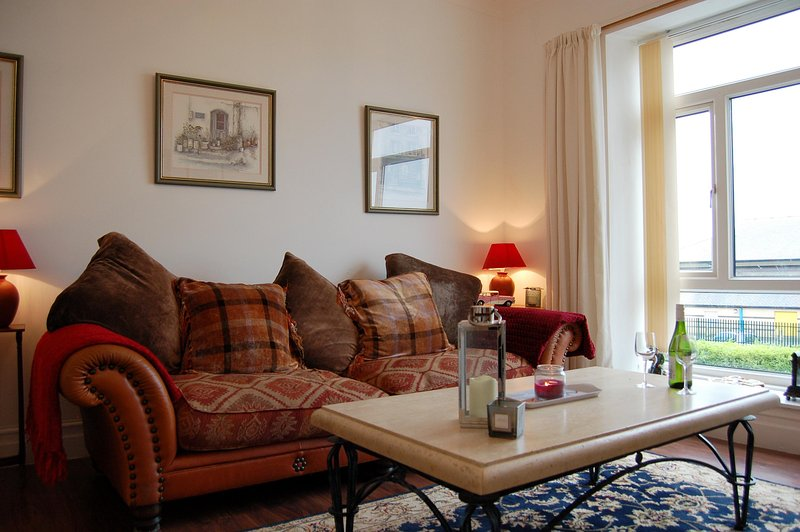 Beach Vista Apartment ONE Barmouth, holiday rental in Barmouth