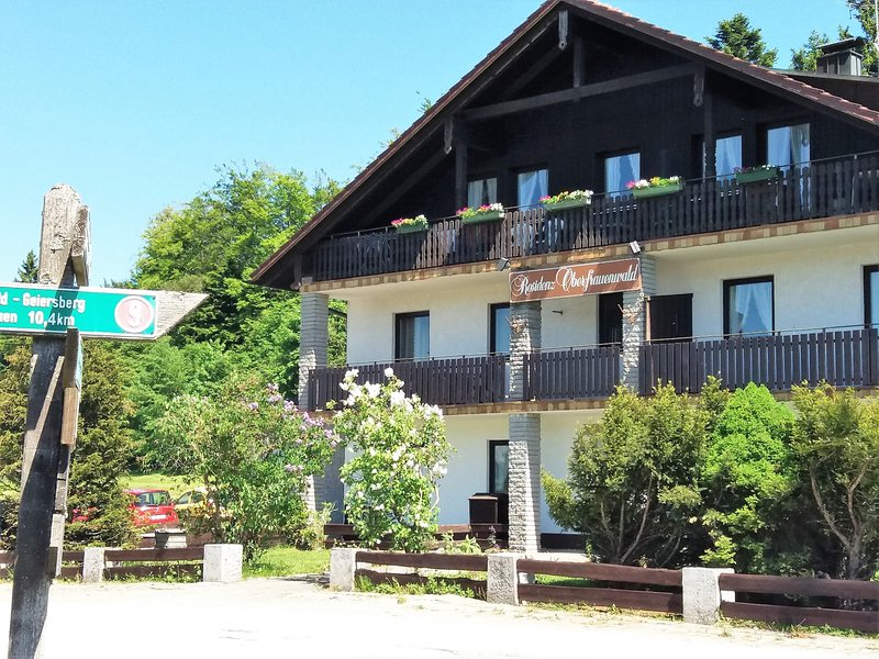 Wanderlust - gemütliche Ferienwohnung im Wanderparadies, Bayrischer Wald, alquiler de vacaciones en Strazny