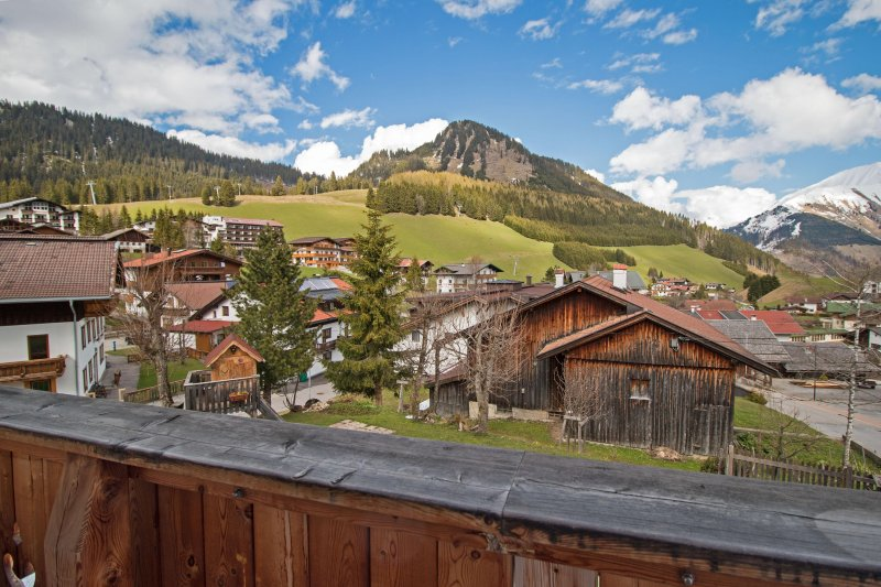 HAUS AMANN APPARTEMENT 4 PERSONNES, holiday rental in Wangle