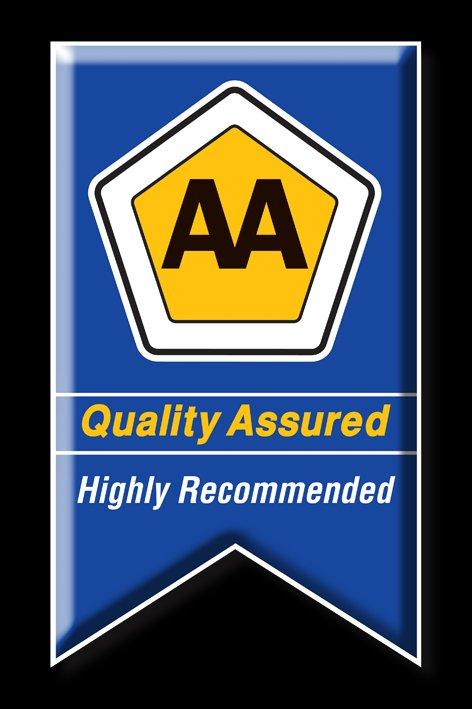 Qualité Assured Hautement recommandé