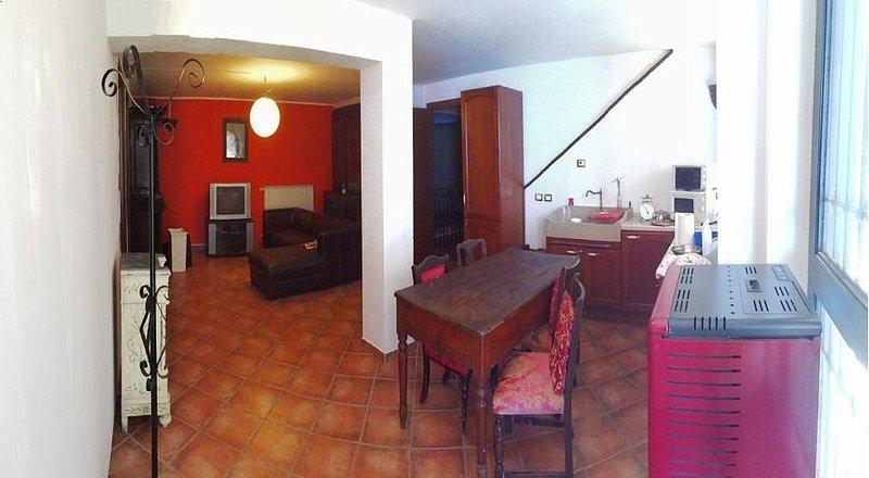 Villa  dimora dell'Etna, holiday rental in Trecastagni
