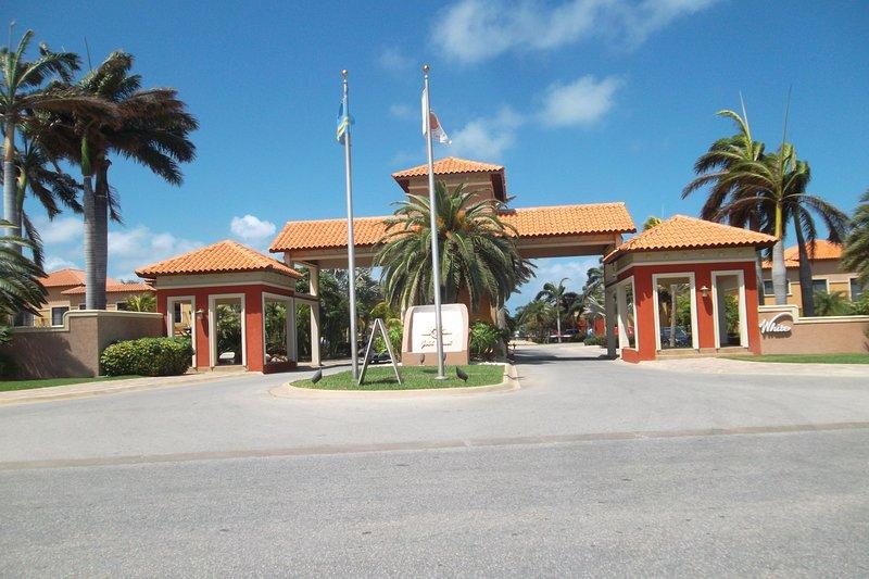 Puerta principal de Gold Coast