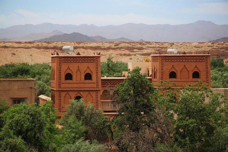 Kasbah Tizwiyate Boumalne Dades, vacation rental in El Kelaa M'gouna