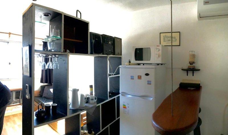 Apartamento centrico , para una o dos personas., alquiler de vacaciones en Montevideo