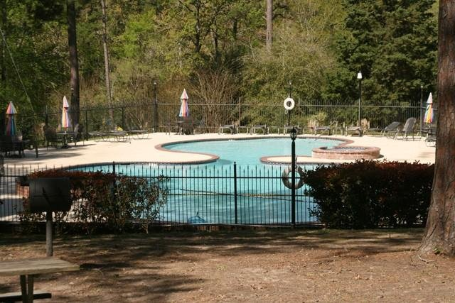 One of 3 community pools