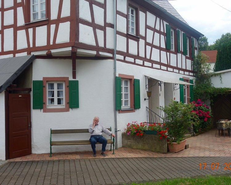 Ferien im Knusperhaus, holiday rental in Zeltingen-Rachtig