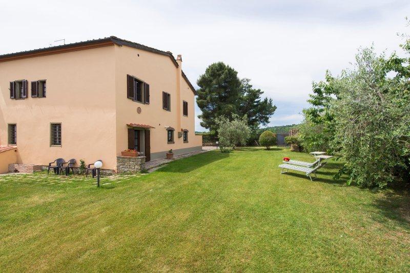 Villa Torricella, aluguéis de temporada em Monte San Savino