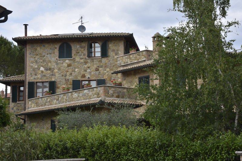 La Torre House, holiday rental in Bagno Vignoni