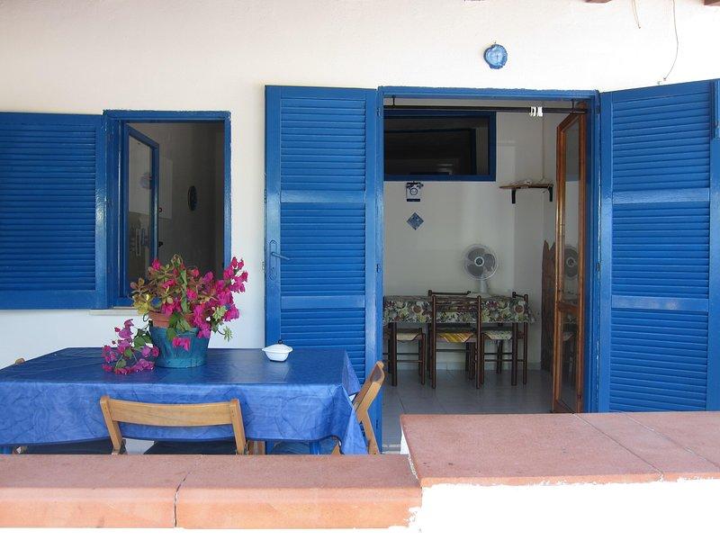 Japigium Casa Vacanze Sardina fronte Mare, alquiler de vacaciones en Isola di Capo Rizzuto