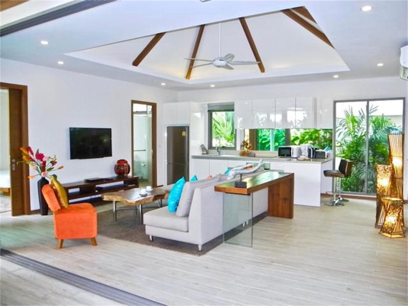 Rawai : Beautiful 3 bedrooms villa, casa vacanza a Ko He