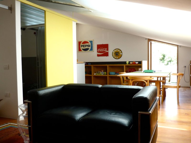 Loft in pieno centro a Cervia con balconcino, holiday rental in Savio di Ravenna