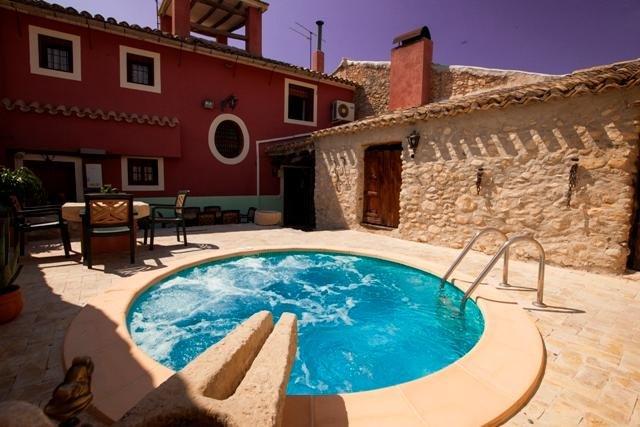 Casa de La Higuera, casa vacanza a Fortuna