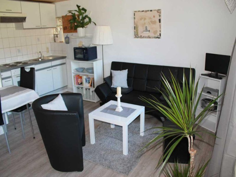 Living / dining area with kitchenette