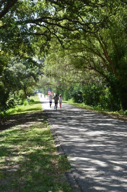 Nearby Pinellas Trail which stretches 38 miles past breweries, restaurants, coffee shops and more!